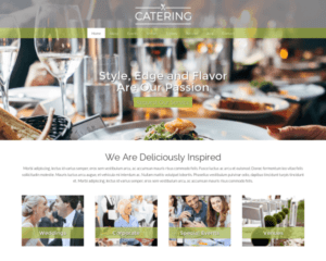 Catering WordPress Thema