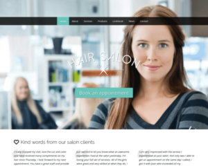 Kapper WordPress Thema