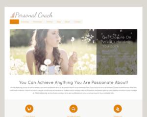 Persoonlijke coach WordPress Thema