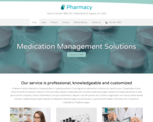 Apotheek WordPress Thema